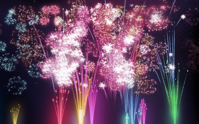 abstract wallpapers hd firework