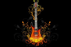 abstract wallpapers hd guitar nice