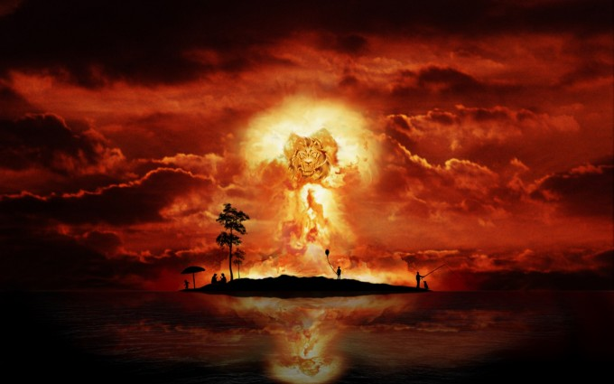 abstract wallpapers hd nuclear