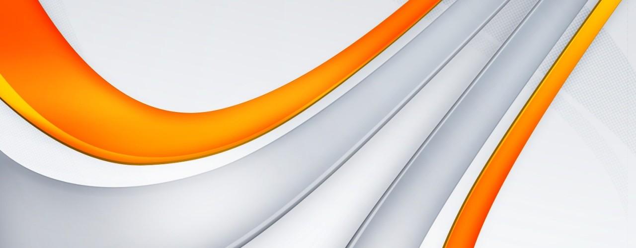 desktop background orange abstract - photo #48