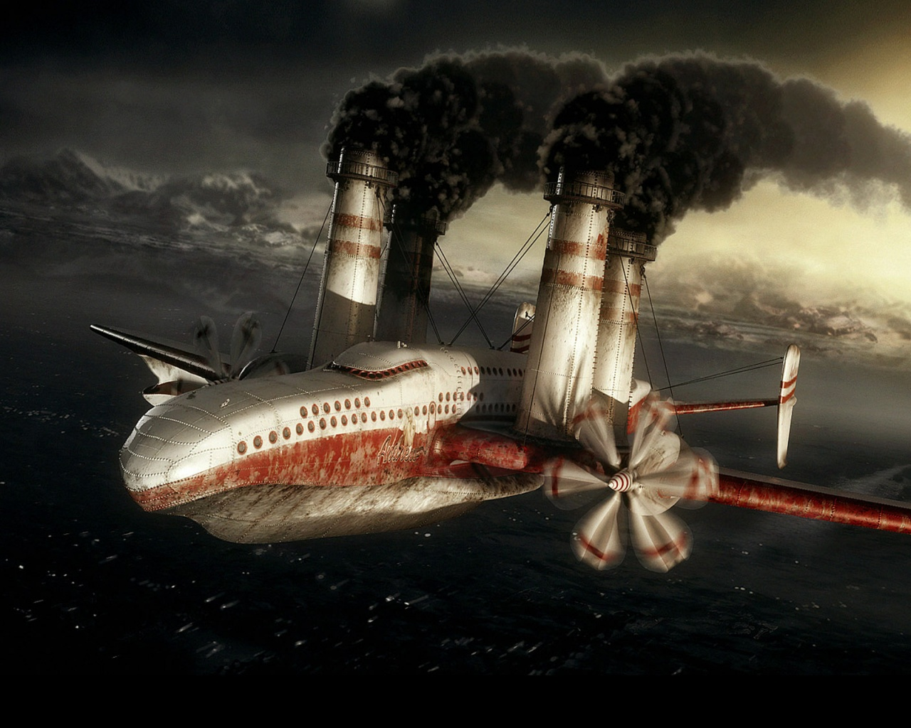 abstract wallpapers hd plane