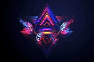 abstract wallpapers hd pyramids