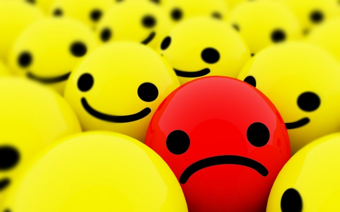 abstract wallpapers hd smiley