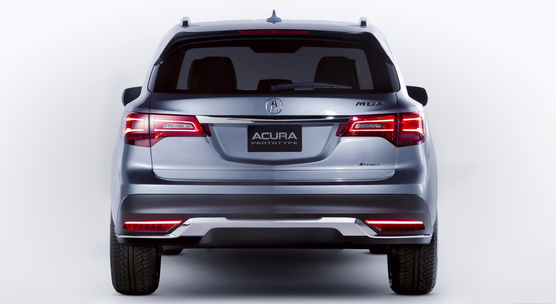 acura mdx Wallpapers hd back