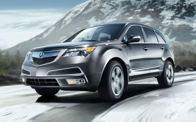 acura mdx Wallpapers hd car