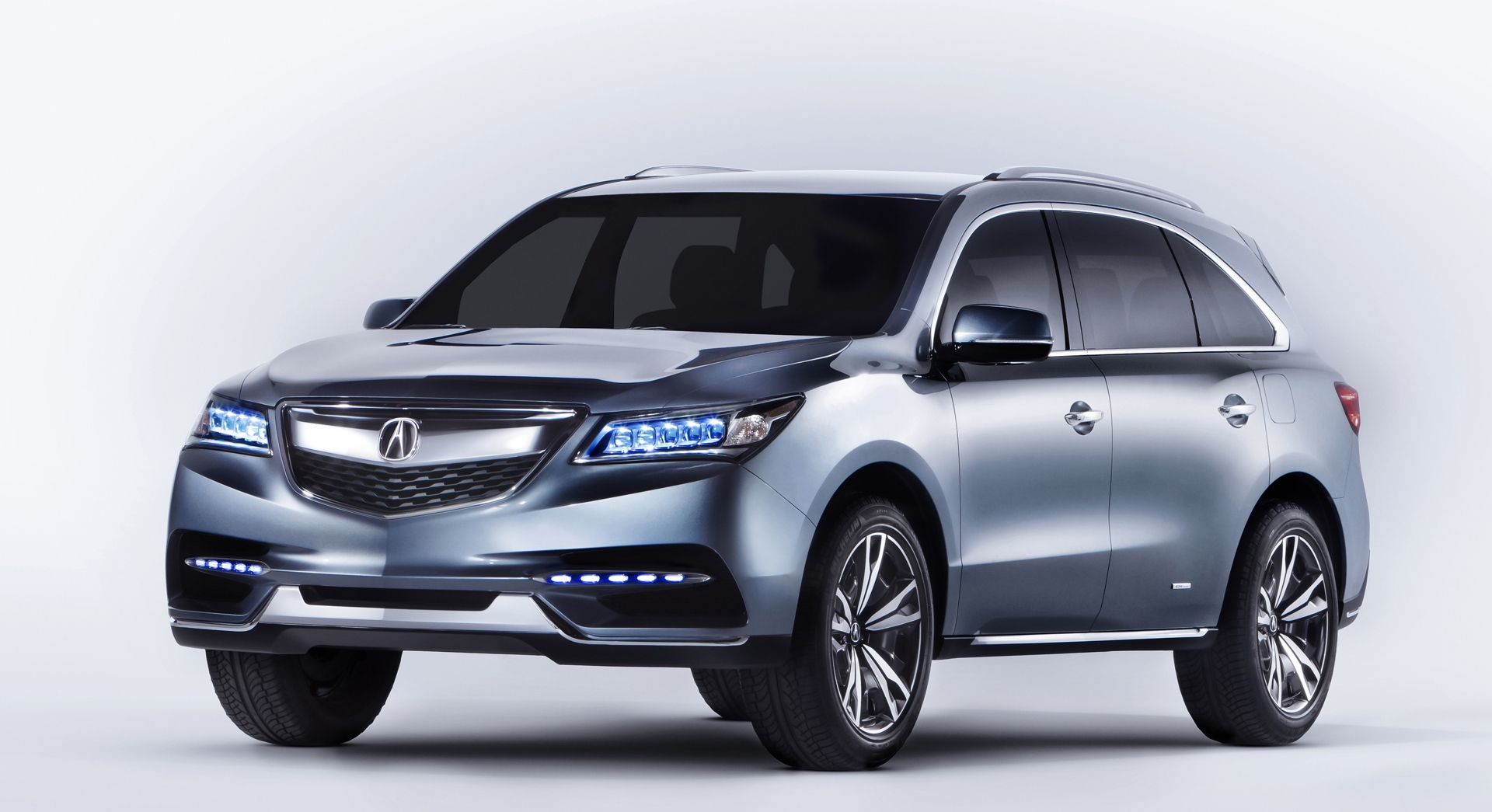 acura mdx Wallpapers hd prototype