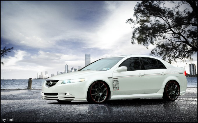 acura tl type s hd