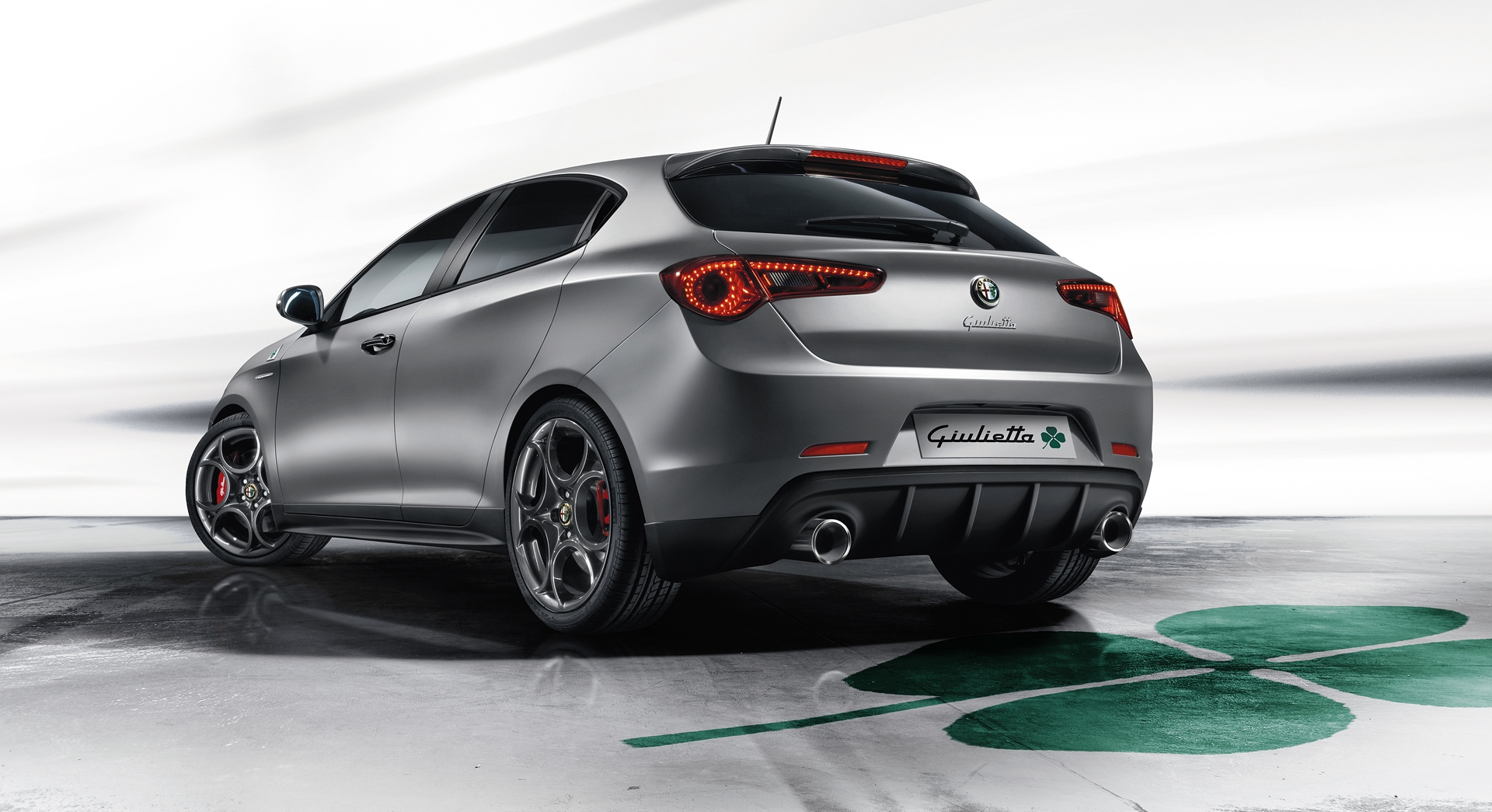alfa romeo giulietta wallpaper grey cool