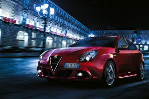 alfa romeo giulietta wallpaper night