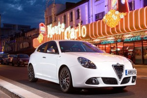 alfa romeo giulietta wallpaper night lights