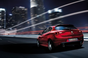 alfa romeo giulietta wallpaper red sides