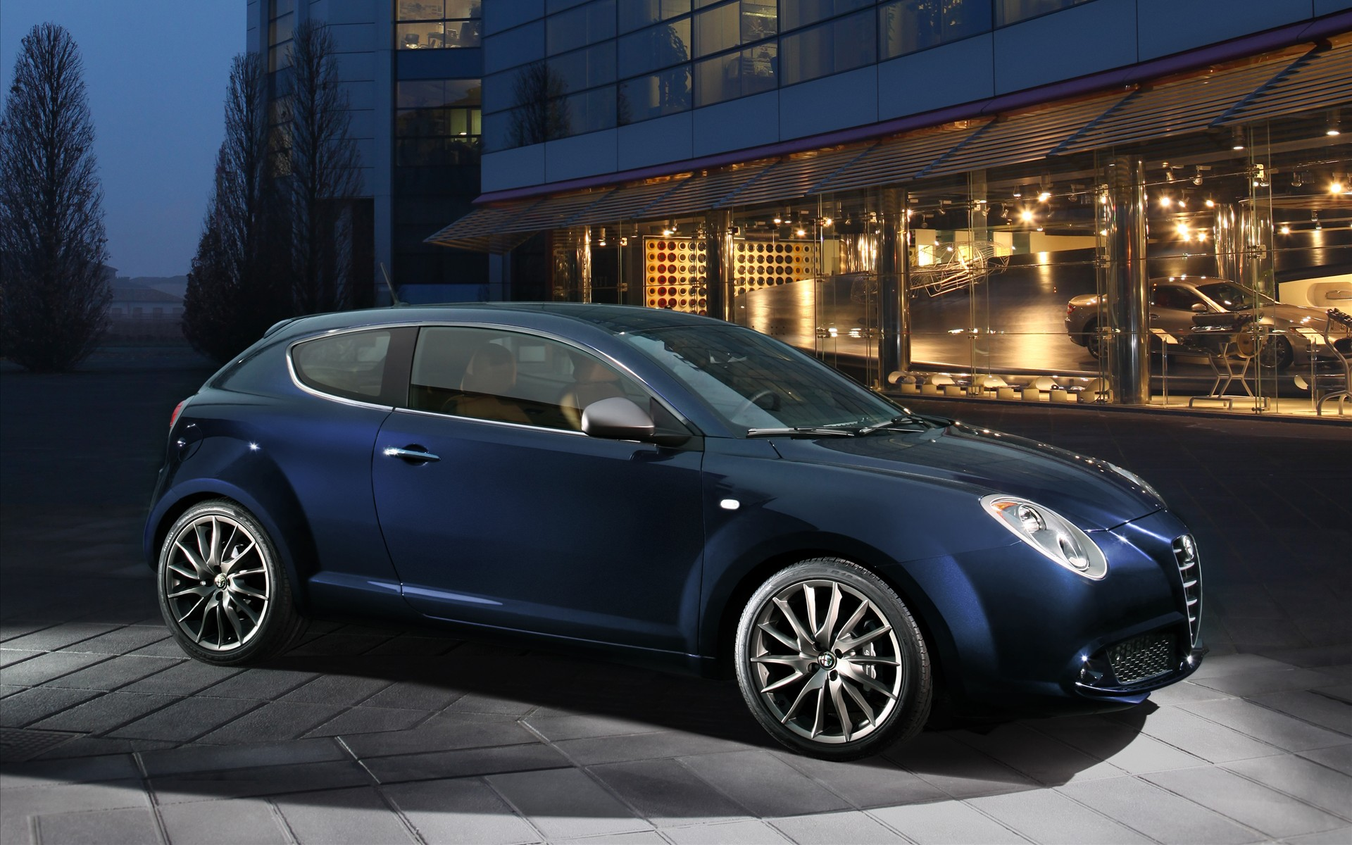 alfa romeo mito wallpaper 1080p