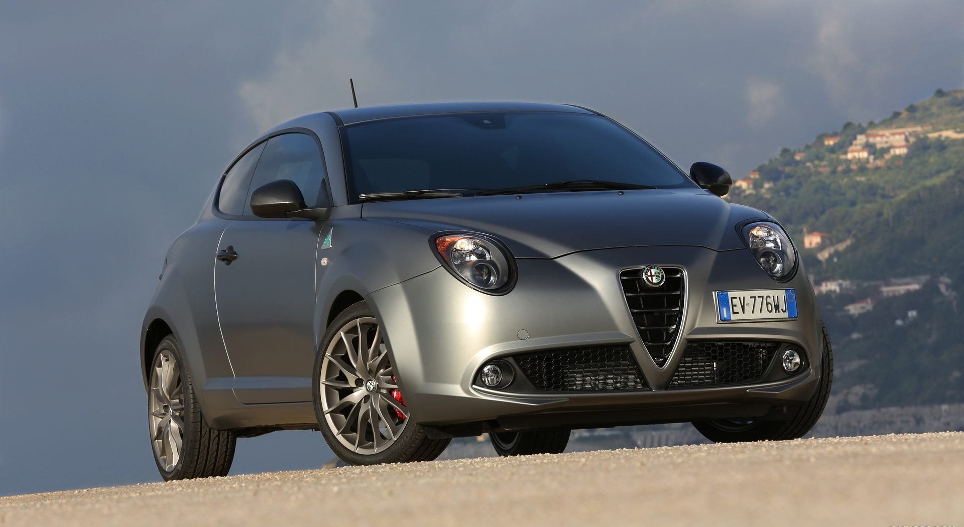 alfa romeo mito wallpaper front hd desktop wallpapers. Black Bedroom Furniture Sets. Home Design Ideas