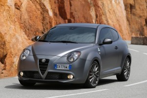 alfa romeo mito wallpaper grey