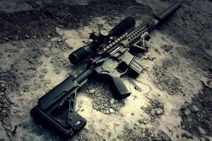 army wallpapers gun