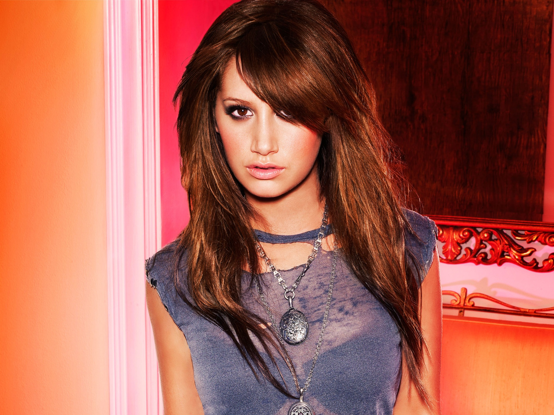 ashley tisdale wallpapers hd A5