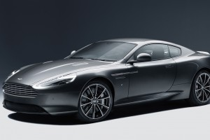 astin martin db9 wallpaper grey