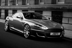 astin martin db9 wallpaper grey cool