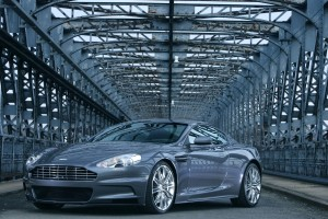 astin martin db9 wallpaper steel