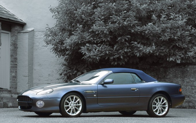 aston martin db7 car