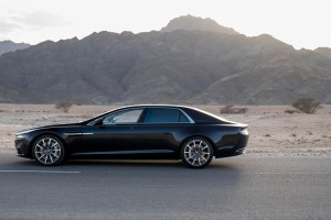 aston martin lagonda car