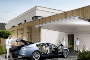 aston martin rapide luxury
