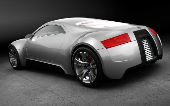 audi r zero concept car hd