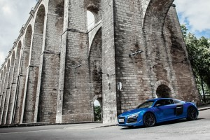 audi r8 lmx photography