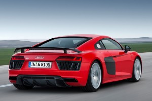 audi r8 v10 red desktop