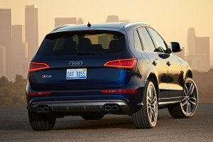 audi sq5 tdi 3.0 back