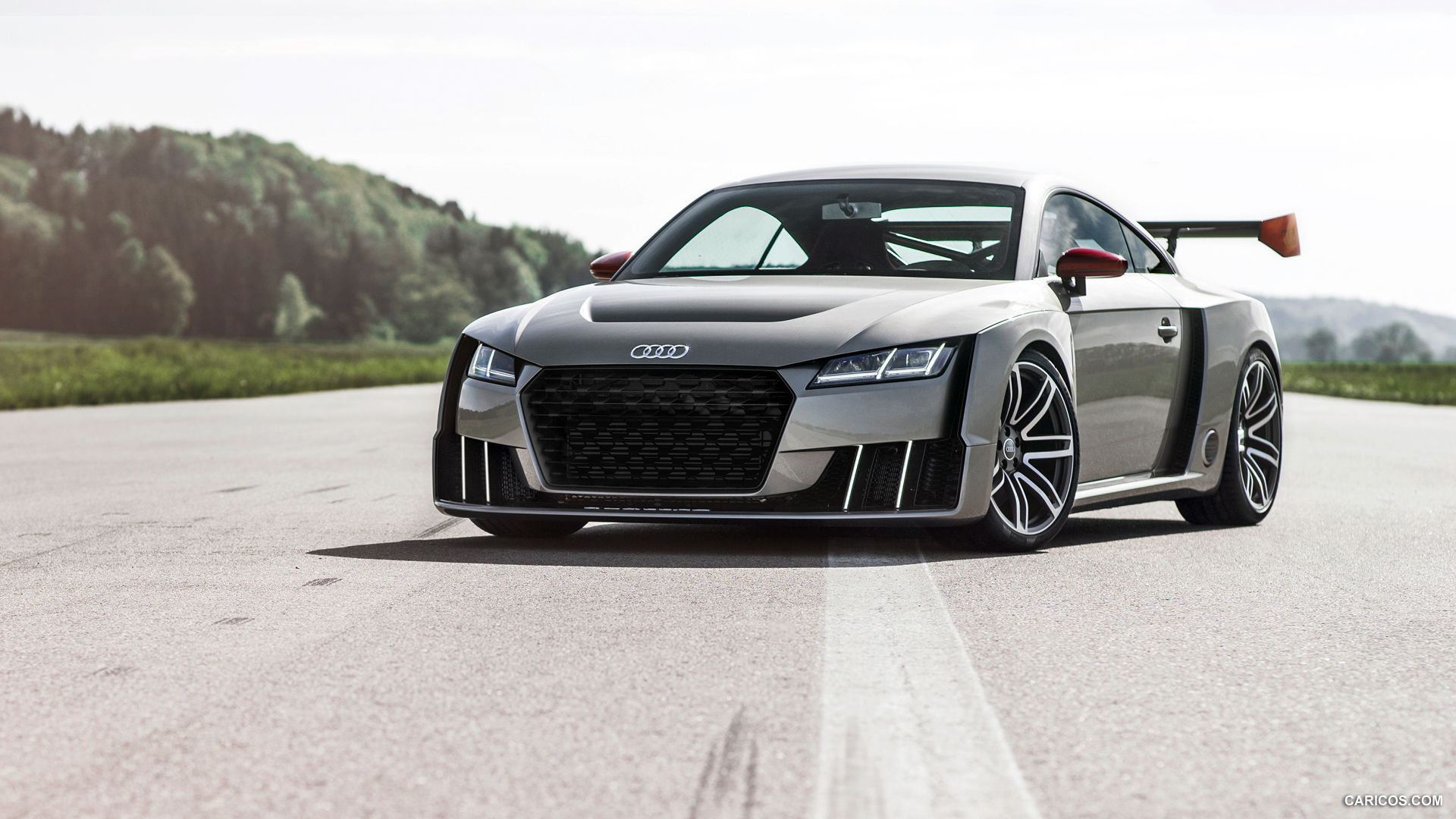 audi tt clubsport desktop