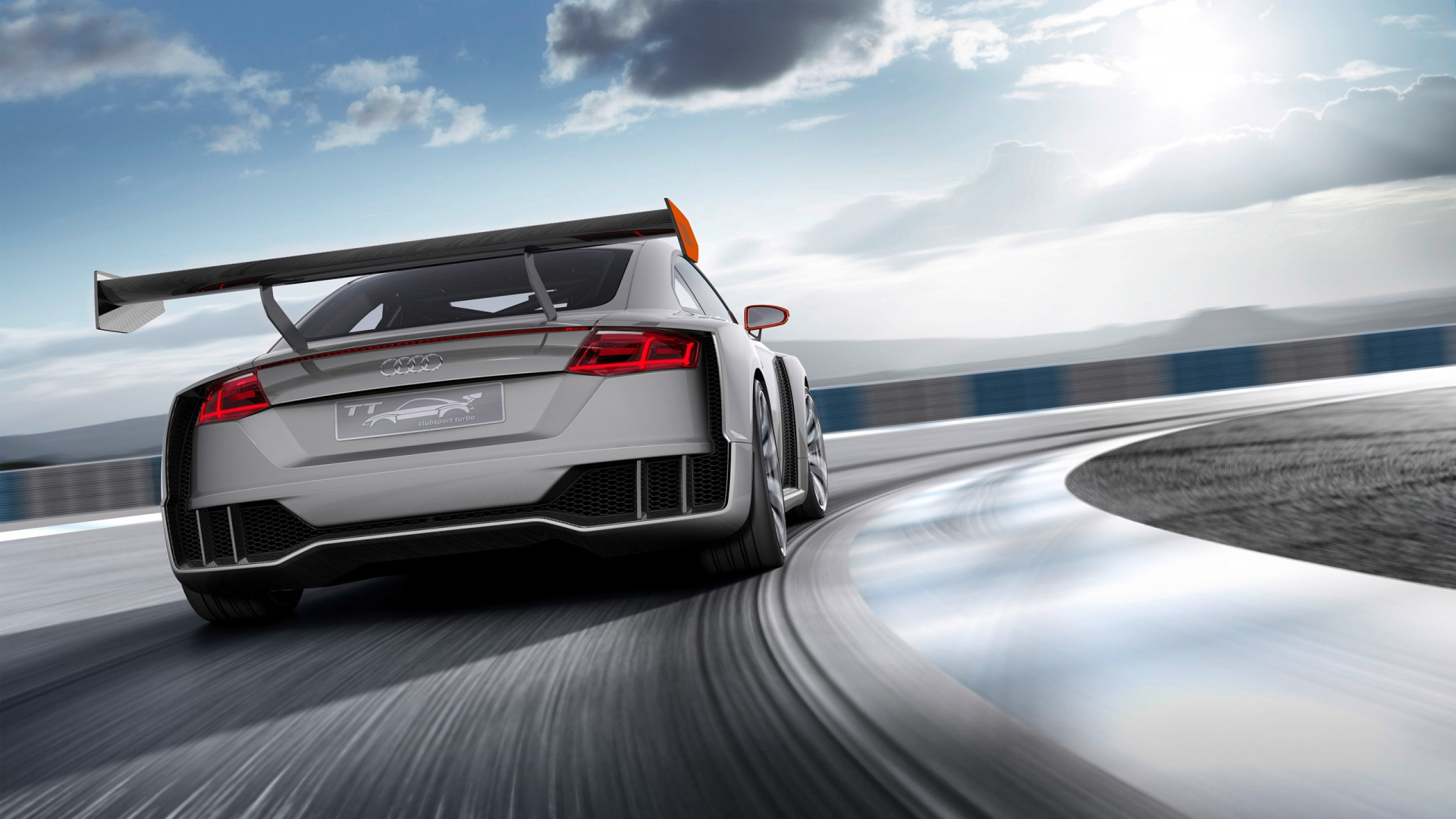 audi tt clubsport turbo concept pure hd