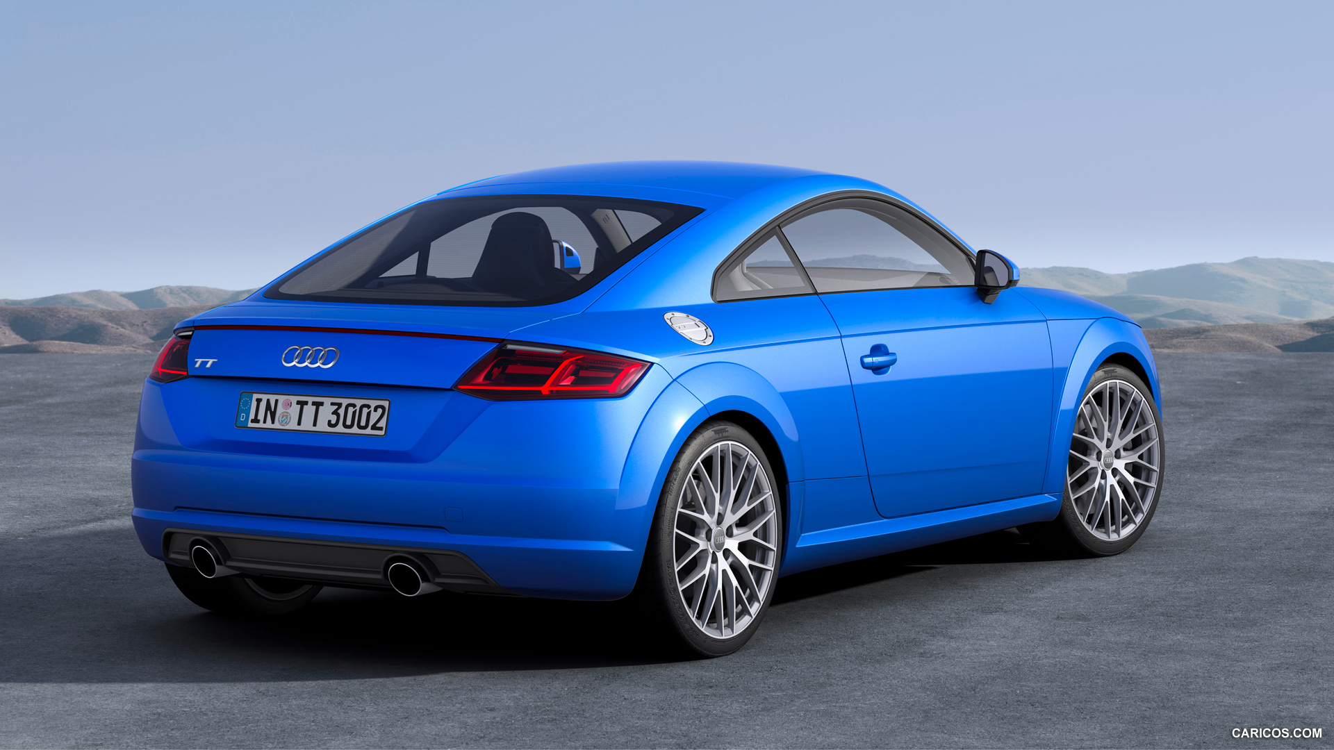audi tt hardtop blue hd desktop wallpapers 4k hd. Black Bedroom Furniture Sets. Home Design Ideas