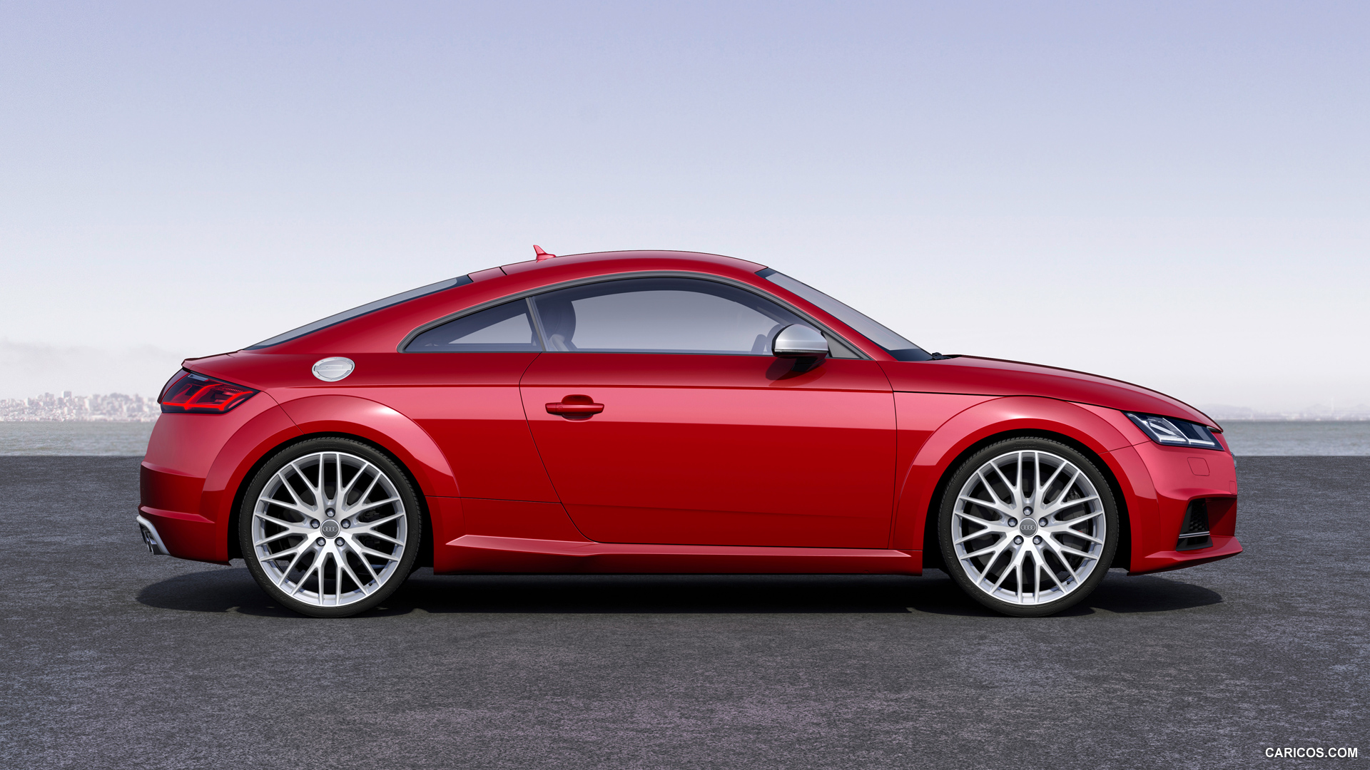 audi tt hardtop red hd desktop wallpapers 4k hd. Black Bedroom Furniture Sets. Home Design Ideas