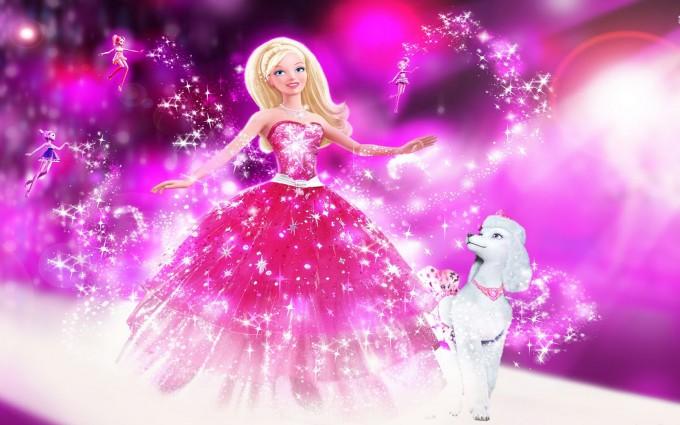 barbie images wallpaper