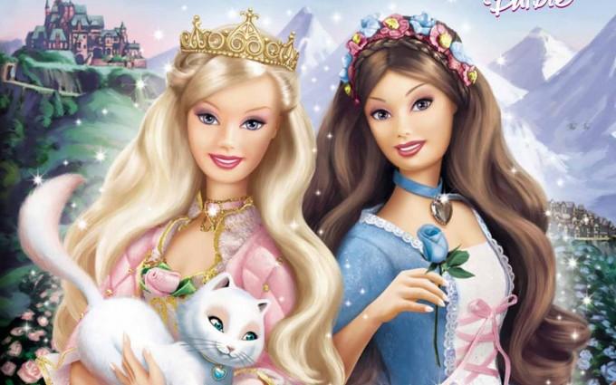 barbie wallpaper cat