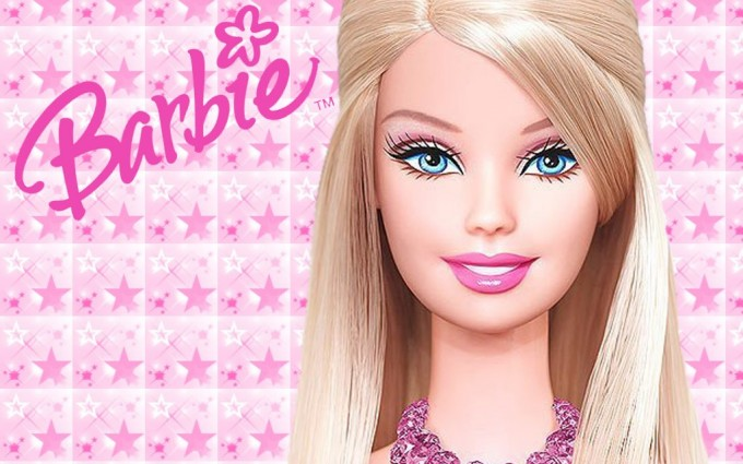 barbie wallpaper cute