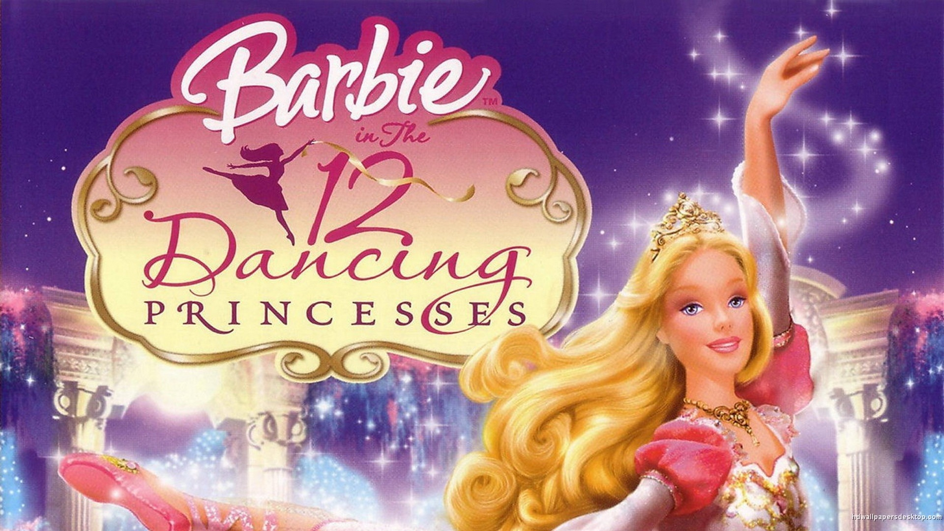 Barbie The Dancing Princesses HD