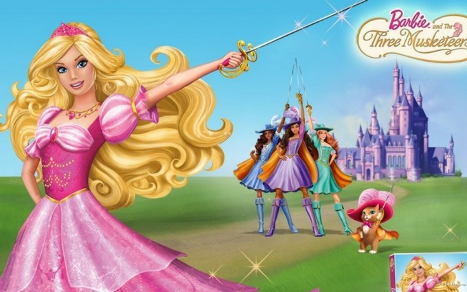 barbie wallpaper widescreen