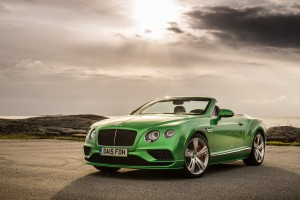 bentley continental gt computer