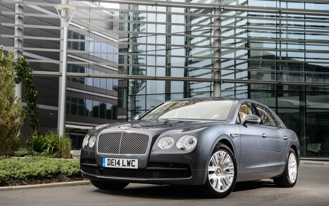bentley flying spur beautiful 1080p