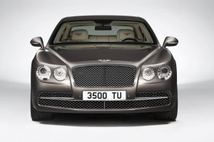 bentley flying spur beautiful front