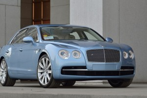 bentley flying spur beautiful wide