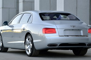 bentley flying spur stunning