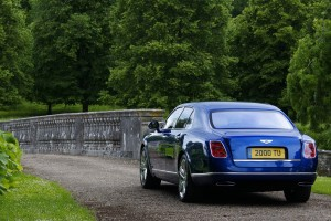bentley mulsanne blue hd