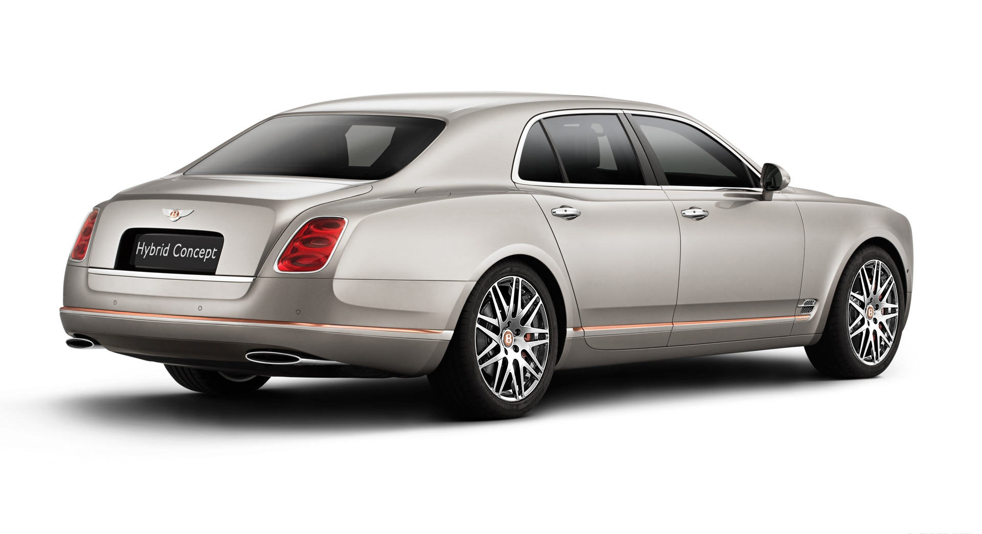 bentley mulsanne concept 2
