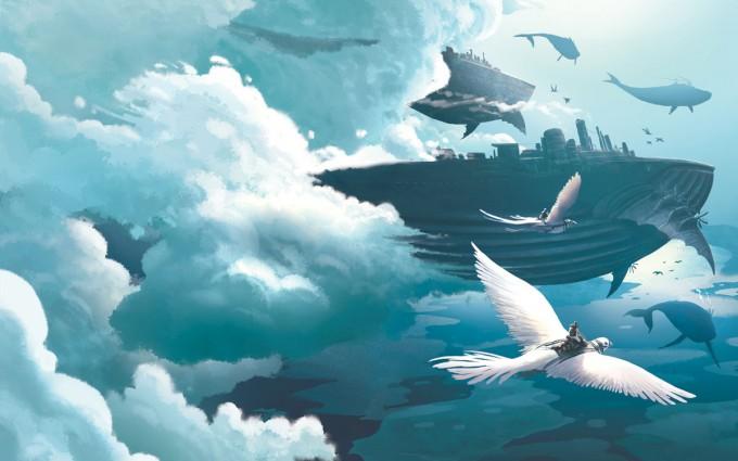 bird wallpaper cool