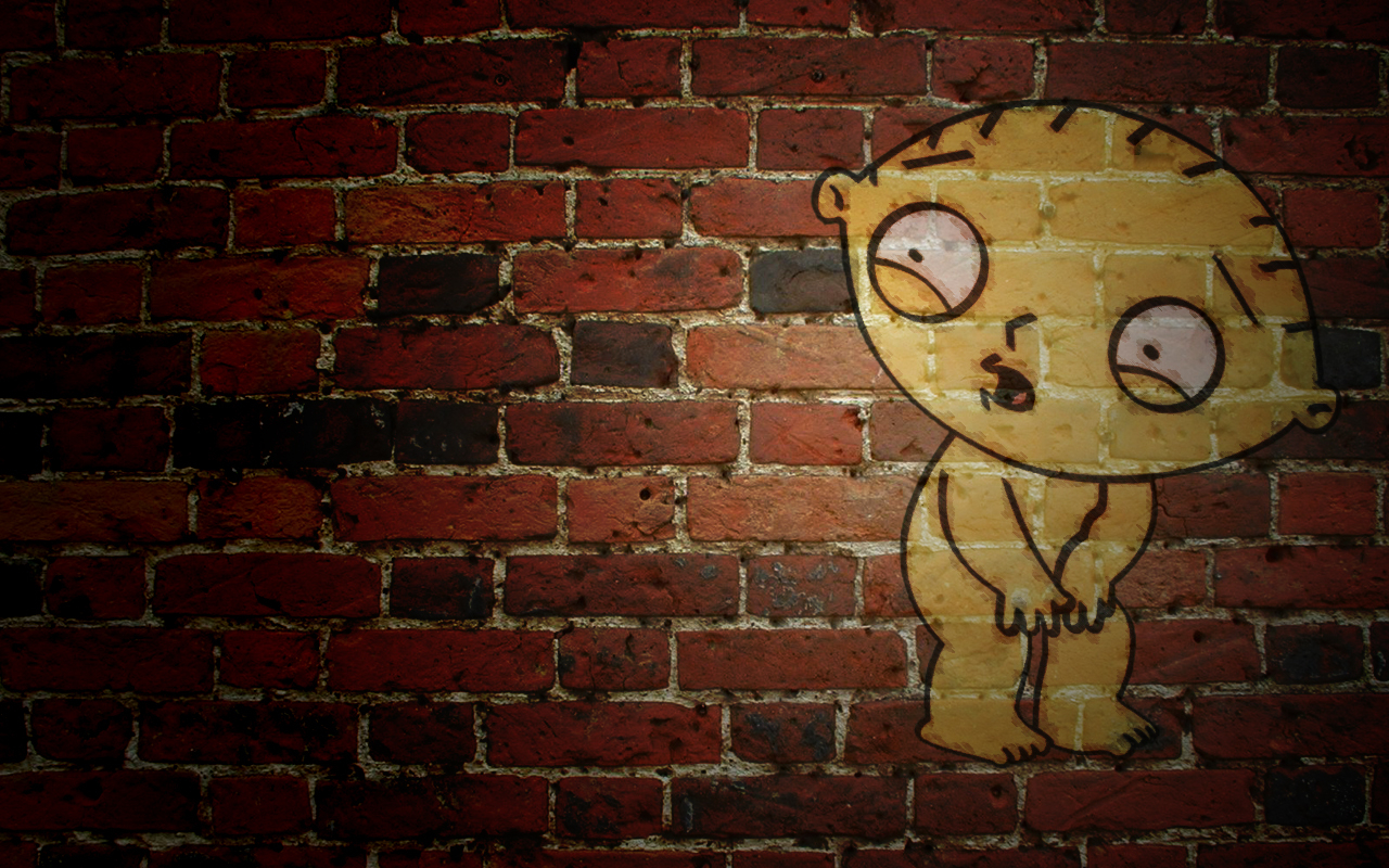 brick effect wallpaper