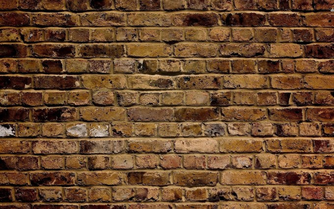 brick wallpaper cool