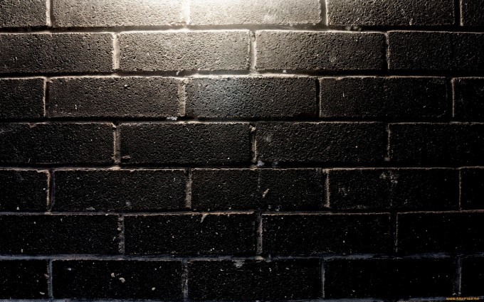 brick wallpaper highlight